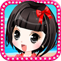 Cute Girls Dress Up icon
