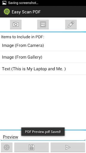 Easy Scan PDF