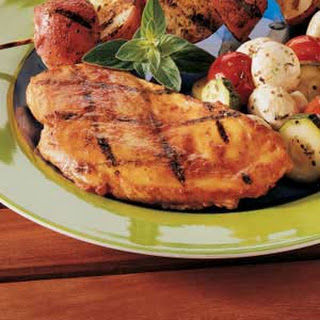 Curry Grilled Chicken.