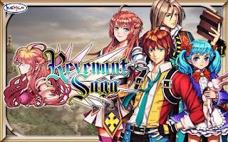 Screenshot of RPG Revenant Saga