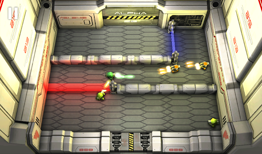 Tank Hero: Laser Wars Pro- screenshot thumbnail