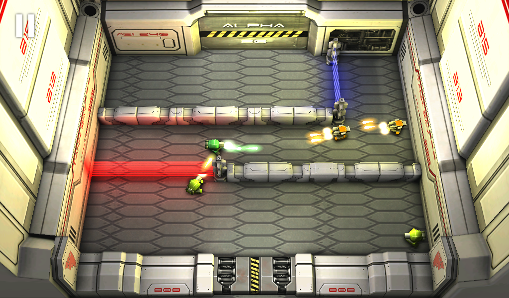 Tank Hero: Laser Wars Pro - screenshot