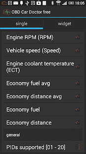 App OBD Car Doctor | ELM327 OBD2 APK for Windows Phone
