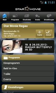 Star Movie- screenshot thumbnail