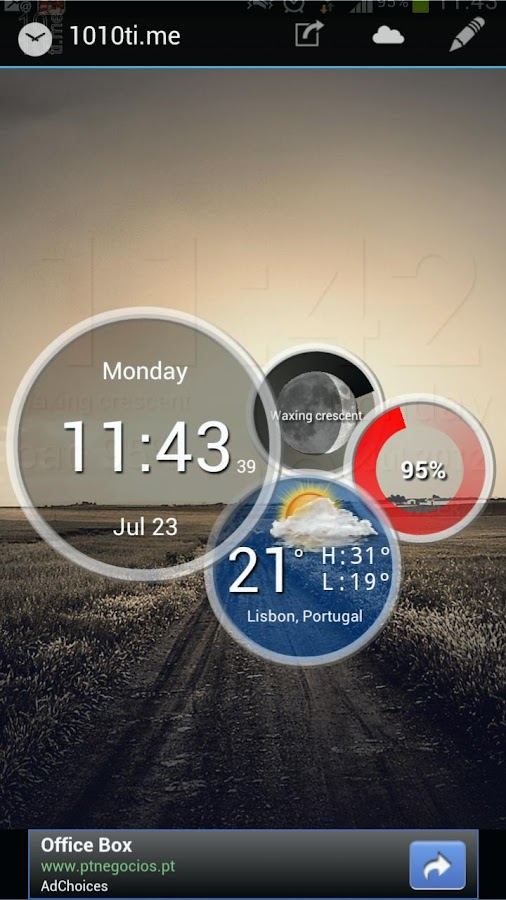 1010time Clock Studio- screenshot