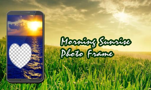 Morning Sunrise Photo Frames