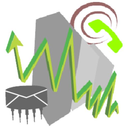 计数器消息和电话 LOGO-APP點子