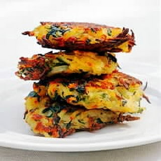 Bubble and Squeak Rösti.
