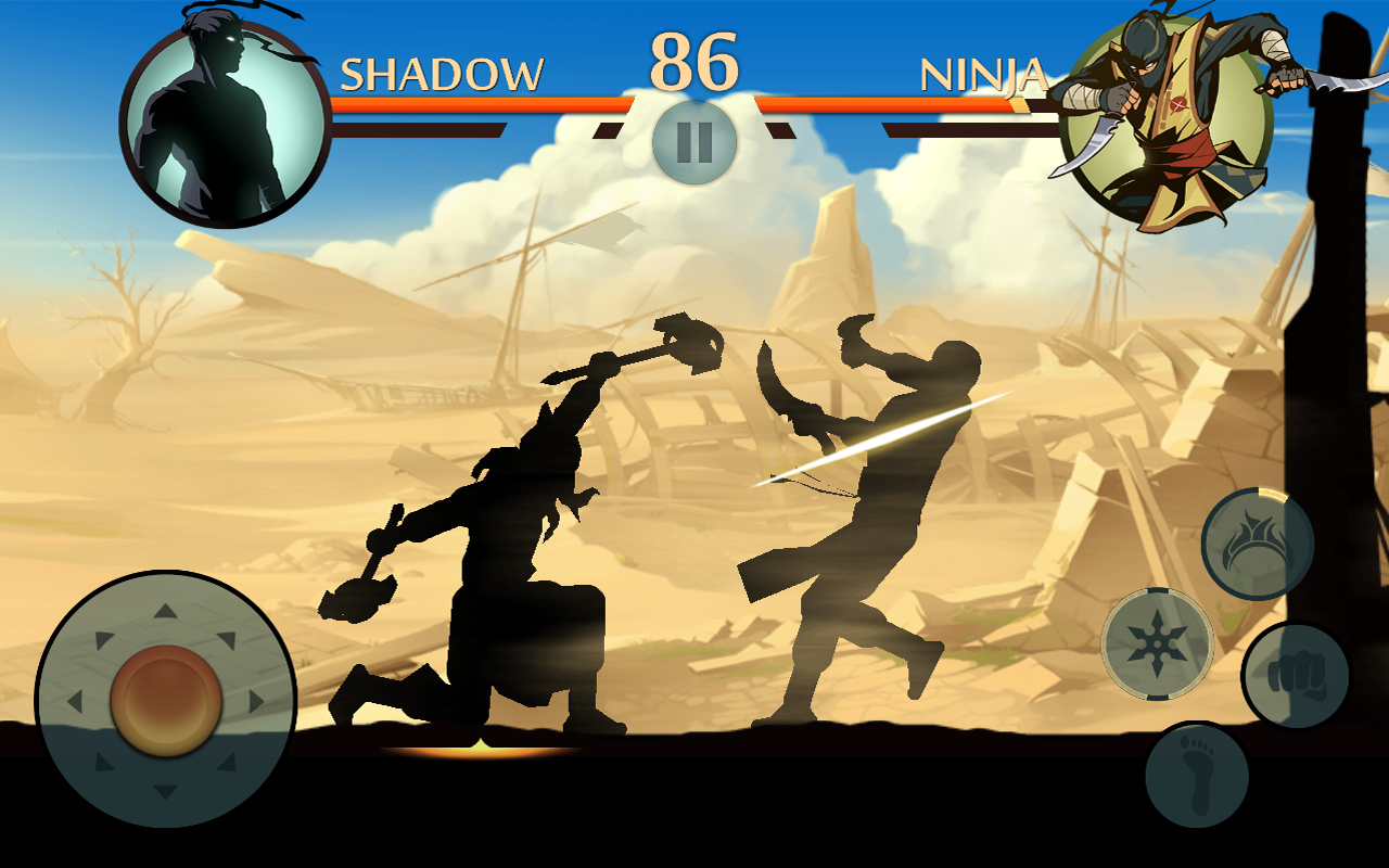 Shadow Fight 2 – скриншот