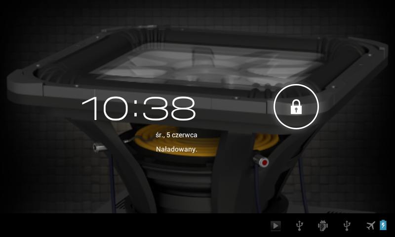 Subwoofer Speaker LWP - screenshot