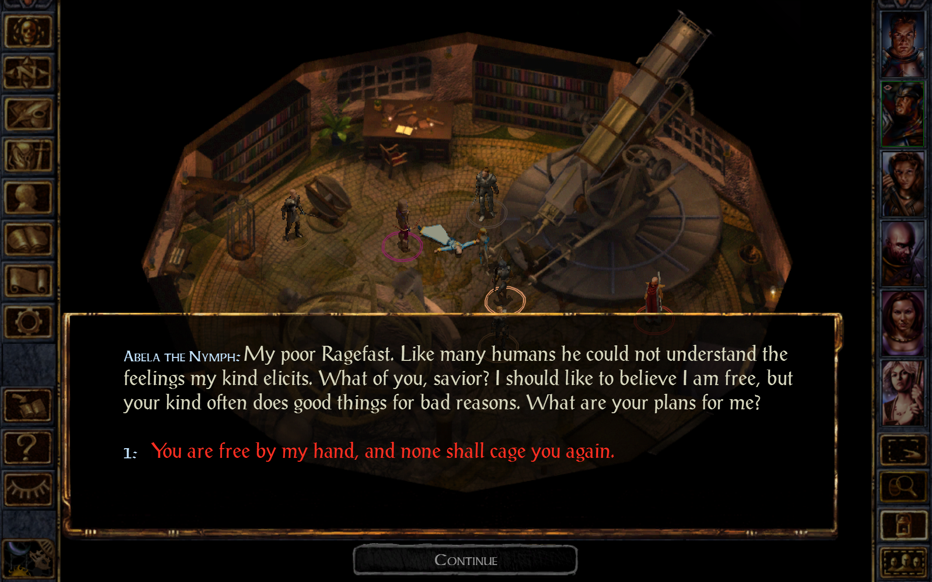 Baldur's Gate Enhanced Edition screenshot #17