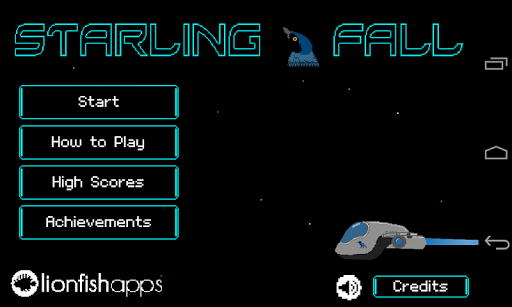 Starling Fall