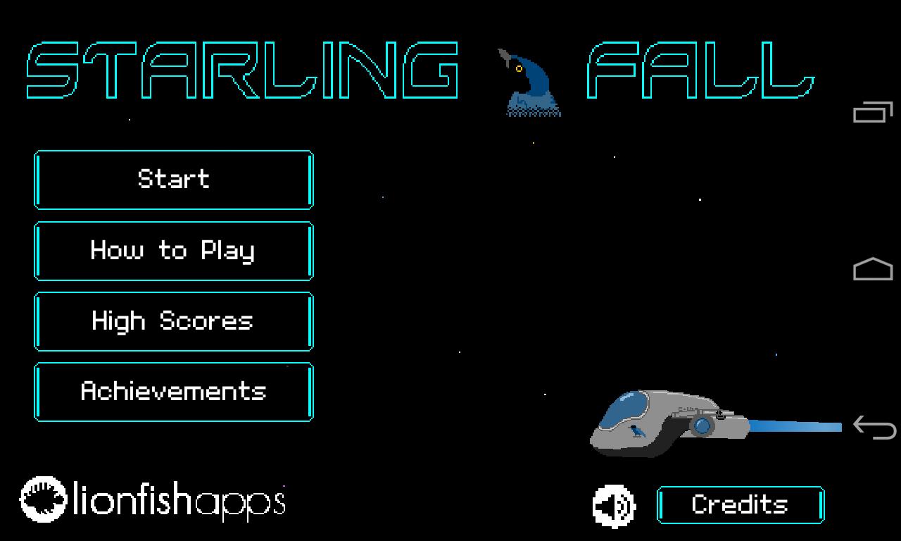 Starling Fall - screenshot