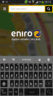 Eniro SE - screenshot thumbnail
