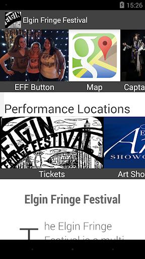 Elgin Fringe