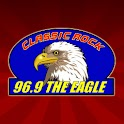 96.9 The Eagle icon