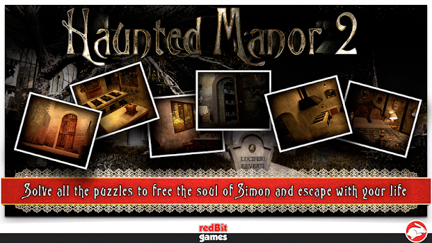 Haunted Manor 2 - Full