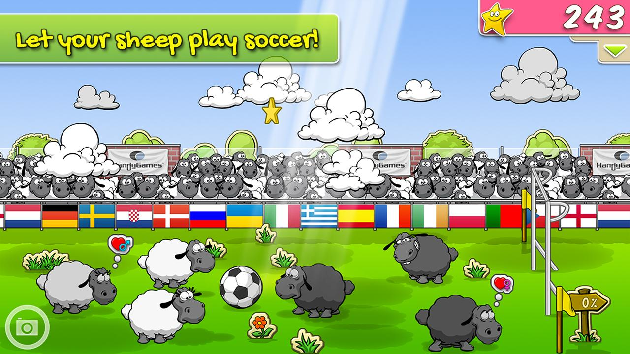 Clouds & Sheep Premium - screenshot