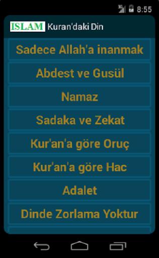 Kuran'daki Din