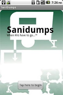 Sanidumps RV Dump Station Lite- screenshot thumbnail