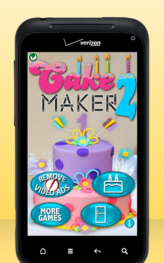 Cake Maker 2- screenshot