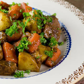 Guinness Beef Stew.