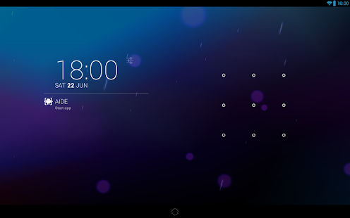 DashClock custom extension- screenshot thumbnail