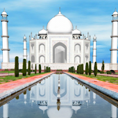 Taj mahal live wallpaper android apps on google play - Taj mahal screensaver free download ...