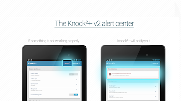 Screenshot of Knock²+ V2 // Notifications