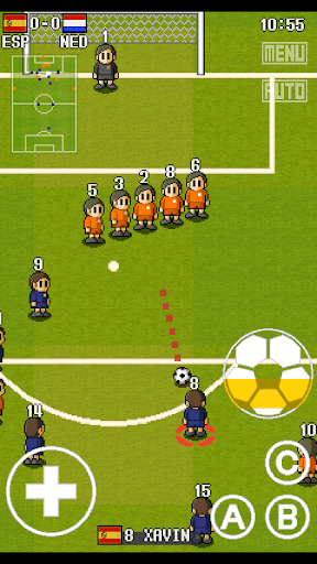 PORTABLE SOCCER DX Lite  screenshots 4