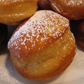 Jelly Doughnuts.