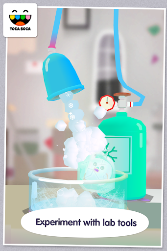 Toca Lab: Elements - screenshot