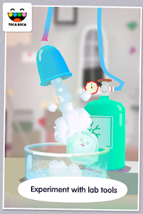 Toca Lab- screenshot thumbnail