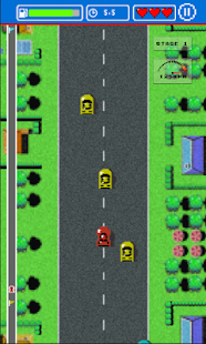 Road Fighter Screenshot
