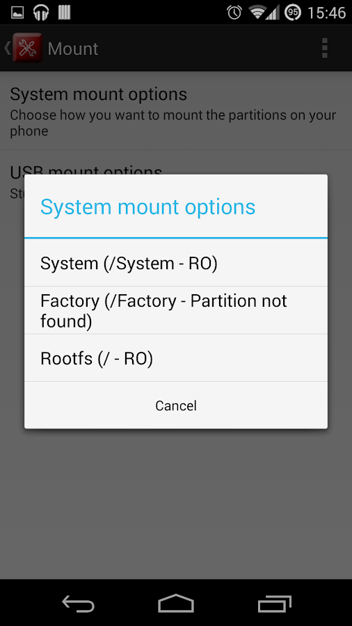 Root Toolbox PRO - screenshot