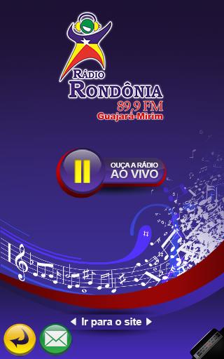 Radio Rondu00f4nia  screenshots 2