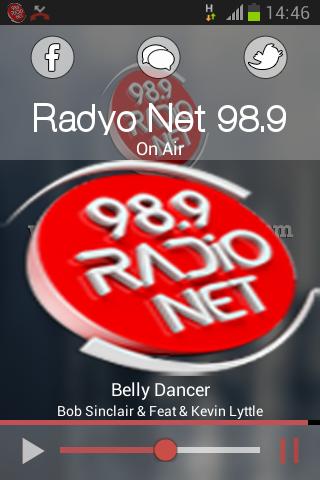 98.9 Radyo Net Ordu RadyoNet