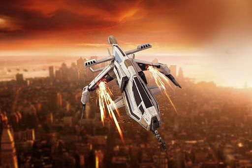 비행기 하늘 해적 - 게임 비행 전투 항공기