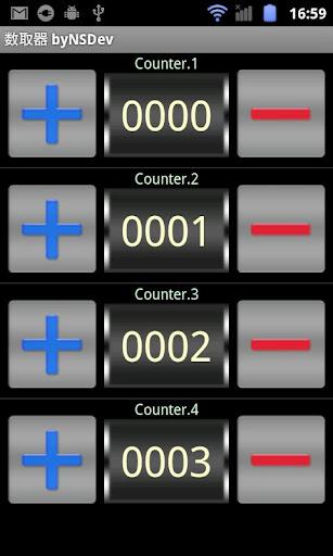 TallyCounter(Free) byNSDev 1.1.0 Windows u7528 2