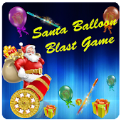 blast balloon for santa gifts