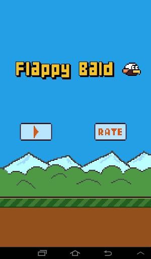 Flappy Bald