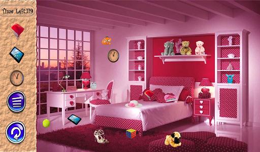 Hidden Objects Girls Room Free