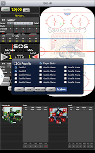 iSOG HD PRO Hockey Stats- screenshot thumbnail