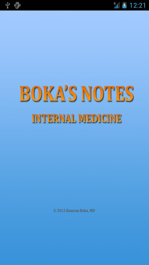 Boka's Notes - screenshot