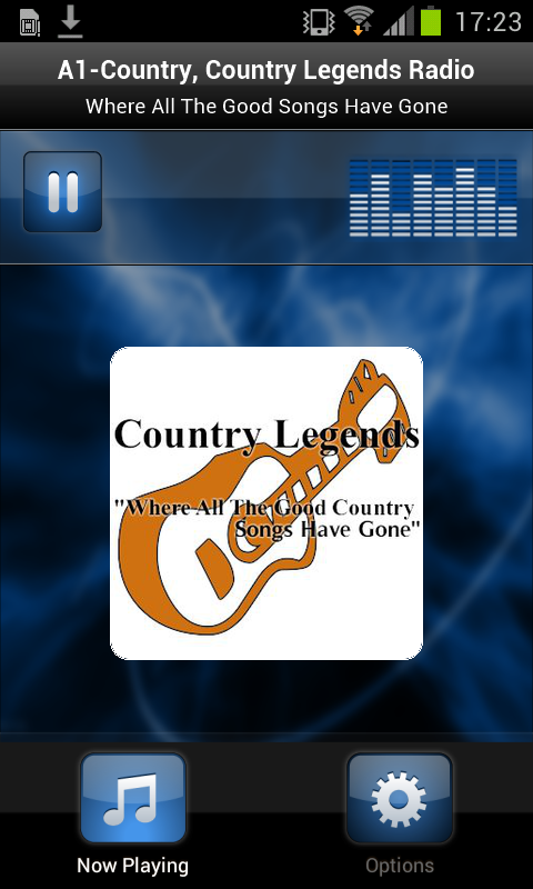 Country Legends Radio - screenshot
