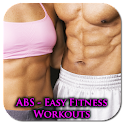 ABS – Easy Fitness Workouts logo