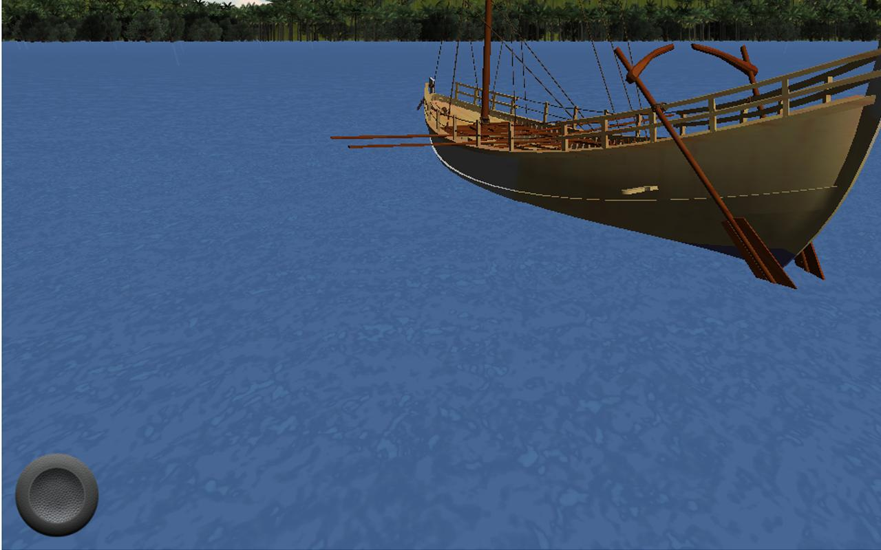 Boat Driving - screenshot