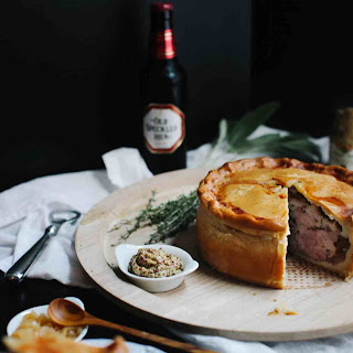 English Pork Pie.