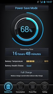 Battery optimizer and Widget- screenshot thumbnail