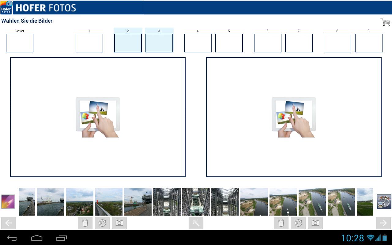 Hofer Fotos - Android 4 - screenshot